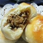 肉松饼(早餐菜谱)