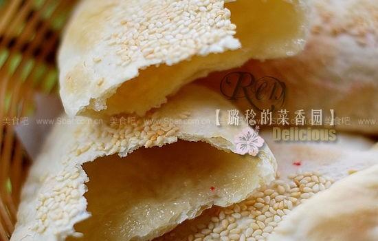 自制牛舌饼