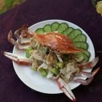 黄瓜芙蓉蟹