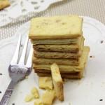 葡萄干酥脆饼干(甜品点心)