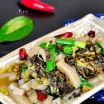 酸菜炒魔芋(春天最好的减肥菜)