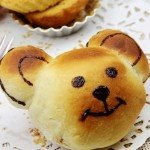小熊面包(早餐菜谱)