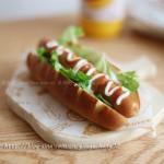 热狗面包和汉堡包(早餐菜谱)