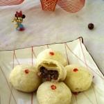 鲜花玫瑰饼(甜品点心)