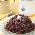炼奶红豆冰(甜品)