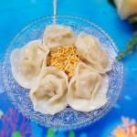 大白菜猪肉元宝(早餐菜谱)