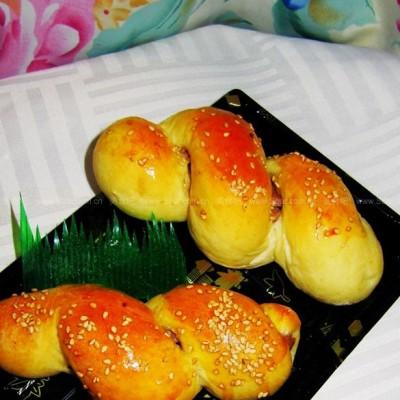 木糖醇燕麦肠面包