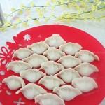 甘蓝菜水饺(早餐菜谱)