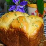 姜汁土司(面包机食谱)