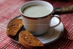 咖啡味的意大利脆饼(coffeealmondbiscotti)