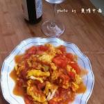 番茄炒蛋(簡單家常菜)