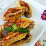 电饼铛煎鸡翅膀(电饼铛菜谱)