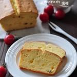 百香果芝士磅蛋糕(甜品点心)