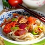 新疆拉条子(早餐菜谱)