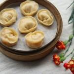 韩式泡菜饺子(早餐菜谱)