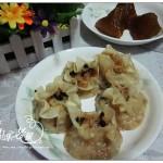 三鲜烧卖(早餐菜谱)