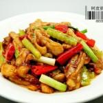 小煎鸡(家宴菜)