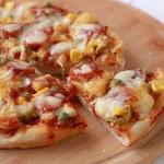 夏威夷披萨(早餐菜谱)