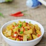 锅巴土豆(学校门口的超人气小吃)