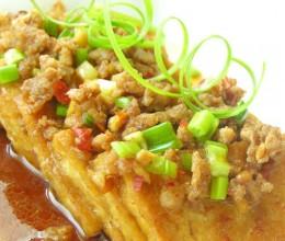 辣味豆豉豆腐