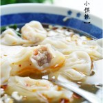 虾仁小馄饨(早餐菜谱)