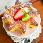脆皮红豆乳酪蛋糕(甜品点心)