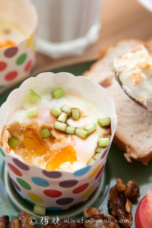 早餐鸡蛋杯