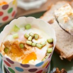 早餐鸡蛋杯(早餐菜谱)