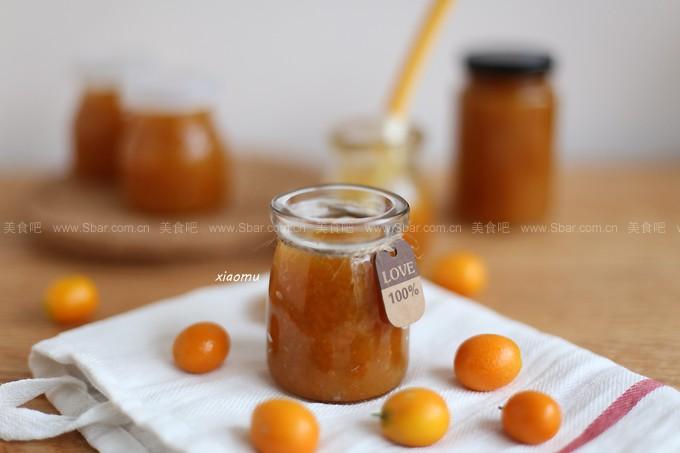 金桔酱和蜜金桔