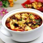 乐山嫩豆花(舌尖上的美味)