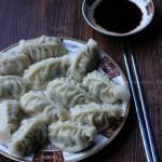 韭菜猪肉馅饺子(早餐菜谱)
