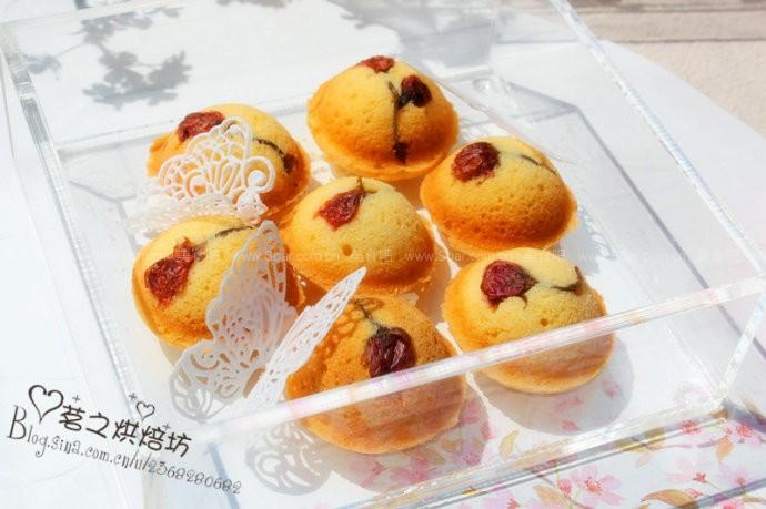 樱花浪漫的小蛋糕