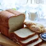 北海道牛奶吐司(面包机菜谱)