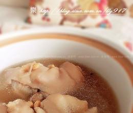 豆香猪蹄煲