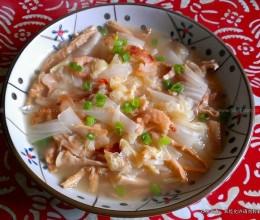 土烧大白菜