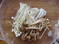 望潮菌菇煲