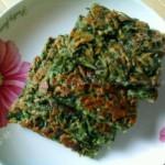 扫帚苗豆面饼(扫帚菜)