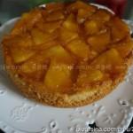 菠萝反转蛋糕(甜品点心)