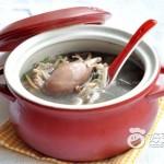 望潮菌菇煲(舌尖上的中国第二季)