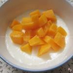 芒果双皮奶(甜品点心)