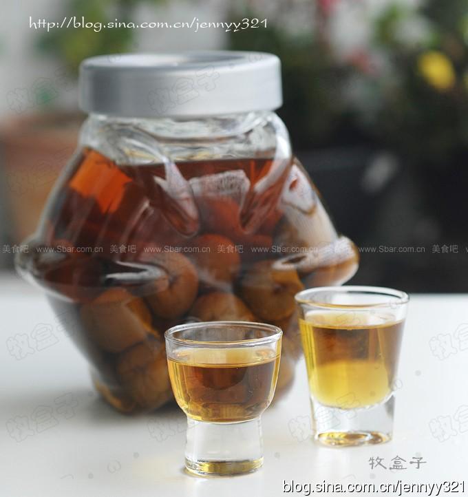 青梅酒、青梅醋、腌酸梅