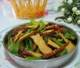 青椒卤豆腐干