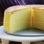 轻乳酪蛋糕(甜品点心)