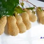 葫芦小麻团(花式面点)