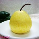 仿真梨包(花式面点)