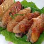盐焗鸡翅(电饭锅菜谱)