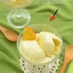 香草冰激凌(冰淇淋面包机菜谱)