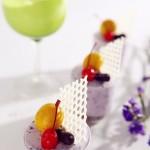 紫薯慕斯杯蛋糕(甜品点心)