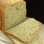 淡奶油芝麻吐司(面包机一键式吐司)