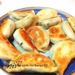 牛肉煎饺&蒸饺(早餐菜谱)
